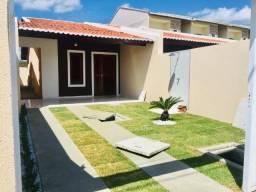 D.P Casa nova com doc. gratis: 2qts,2wcs,com churrasqueira á 10 minutos de messsejana