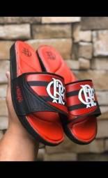 Chinelo Slide Flamengo
