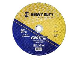 "Disco de Corte 9"" 228X3,2X22,2 Heavy Duty"