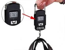 Balança Digital Portátil Gancho 50kgs - Xt 203