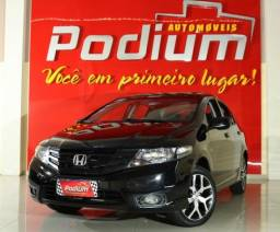 Honda City Sport 1.5 Flex Manual | Completo | Baixa KM 4P - 2014