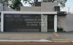 Rita Vieira Casa Nova com 3 Quartos e Área gourmet Asfalto