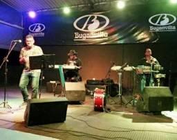 Grupo Musical para Confraternização.