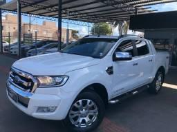 Ranger limited 3.2 diesel 4x4 16/17 toda revisada