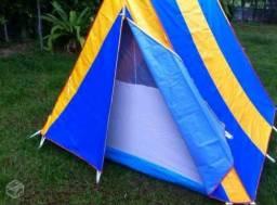 Barraca de Camping Capri 5 pessoas