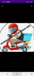 MOTOBOY ENTREGADOR FREE LANCE FIXO