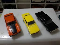 Kit 03 Miniatura Ford Maverick GT / Corcel / Galaxie