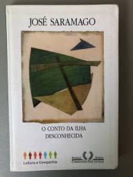 O conto da ilha desconhecida -José Saramago