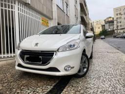 Peugeot 208 1.6 Griffe 2014 Automático