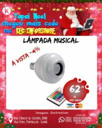 Lampada Musical