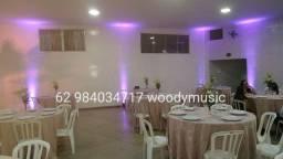 Aluguel de som e iluminação para festas