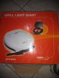 Grill Vicini, novo, nunca usado, na caixa, Copacabana ou Centro