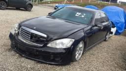 M.Benz S500 L 5.0 V8 2006 - Suacata Para Retirada de Peças