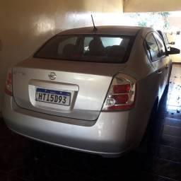 Nissan Sentra - Carro de Patrão