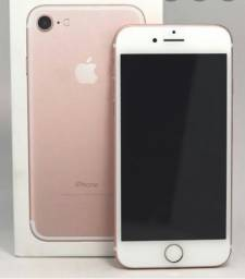 Iphone 6s oh iphone 7s Plus rosa pago R$750 e vou  buscar na hora