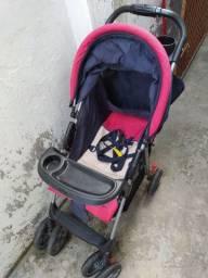 Carrinho de bebê usado marca Galzerano
