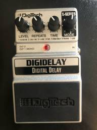 Pedal delay Digidelay Digitech barbada