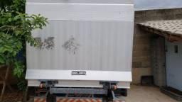 Plataforma Móvel / Elevatória Dhollandia de Alumínio
