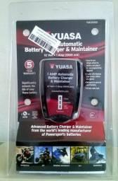 Carregador de Bateria Automatico Yuasa 110v