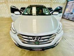 Hyundai Santa Fé 3.3 - 7 lugares Carro Maravilhoso