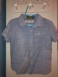 Camisa menino (marca Zara)