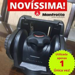Manfrotto Cabeça Hidráulica 501 Hdv *usado 1x