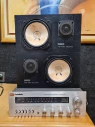 Caixa de Som Yamaha NS-10M STUDIO