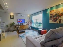 Apartamento Duplex 2 Dorm (2 Suítes), Elevador e Box Duplo em Camobi
