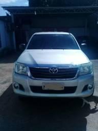 Toyota Hilux 2013/2014 automática