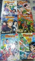 Revistas Turma da Monica