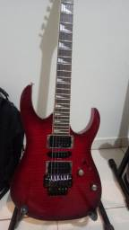 Guitarra Ibanez RG 370 Fmz vermelha