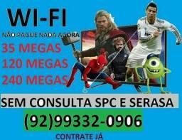 Wifi fibra da net