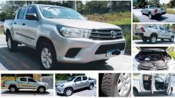 Vendo Hilux Turbo Diesel 2018 Preço Baixo!