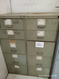 Arquivo de aço gaveteiro