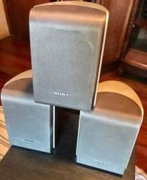 Kit 6 caixas acústicas Sony SS-MS366