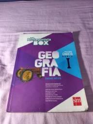 Livro -SerProtagonista - Geografia VOL I e II -Ensino Médio
