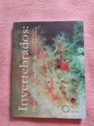 Livro Invertebrados Zoologia