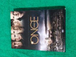 Box dvds 1° Tem Once upon a time