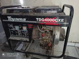 Gerador Toyama a diesel top