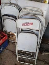 Título do anúncio: 11 cadeira de ferro