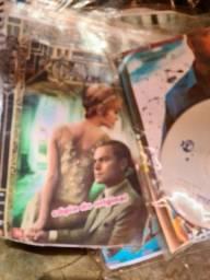 Título do anúncio: Coletânea CD e DVD