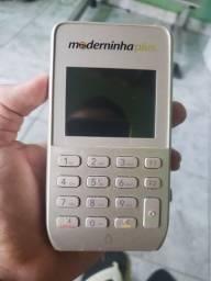 Moderninha Plus - poucas marcas de uso