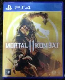 Jogo Ps4 Mortal Kombat 11 R$ 100