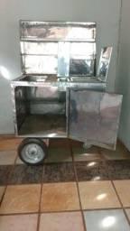 Título do anúncio: carrinho de cachorro quente usado