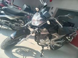 Título do anúncio: Yamaha Ys 250 Fazer, sem entrada 12x1390 no cartão de crédito, aceito só moto, só chamar
