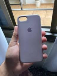 Capinha Original para iPhone 7 ou iPhone SE 2020   Cor: Rose/Rosa