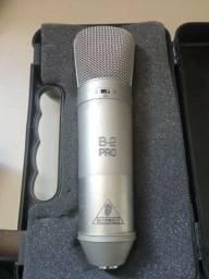 Microfone condensador Behringer b2 pró