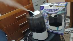 Umidificador bivolt waterclear supreme 5,8 litros 3 intensidades