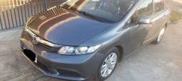 Honda New Civic 2013 LXS 1.8 16V i-vtec Auto Flex