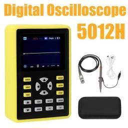 Osciloscópio digital FNIRSI 5012H